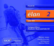 Élan: 2: Pour OCR A2 Audio CDs