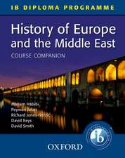 IB Course Companion History of Europe and the Middle East