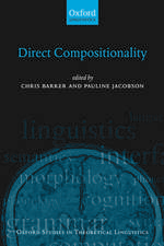 Direct Compositionality
