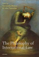 The Philosophy of International Law