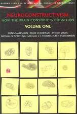 Neuroconstructivism - I & II
