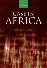 Case in Africa