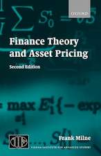 Finance Theory and Asset Pricing: Second Edition