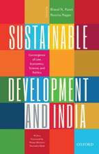 Sustainable Development and India