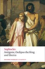 Antigone; Oedipus the King; Electra