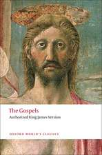 The Gospels: Authorized King James Version