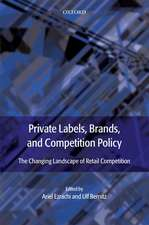Private Labels, Brands and Competition Policy: The Changing Landscape of Retail Competition