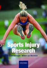 Sports Injury Research