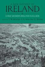A New History of Ireland, Volume III: Early Modern Ireland 1534-1691