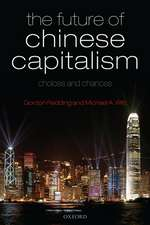 The Future of Chinese Capitalism