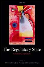 The Regulatory State: Constitutional Implications