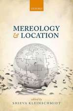 Mereology and Location