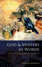God and Mystery in Words: Experience through Metaphor and Drama