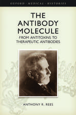The Antibody Molecule: From antitoxins to therapeutic antibodies