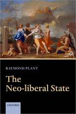 The Neo-liberal State