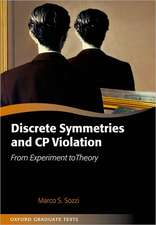 Discrete Symmetries and CP Violation: From Experiment to Theory