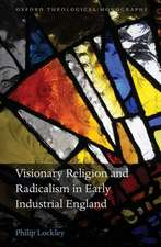 Visionary Religion and Radicalism in Early Industrial England: From Southcott to Socialism
