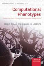 Computational Phenotypes: Towards an Evolutionary Developmental Biolinguistics