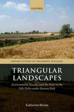 Triangular Landscapes: Environment, Society, and the State in the Nile Delta under Roman Rule