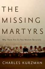 The Missing Martyrs: Why There Are So Few Muslim Terrorists?