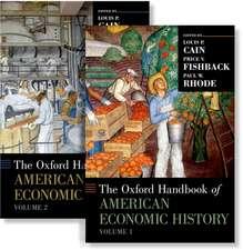 The Oxford Handbook of American Economic History
