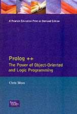 Prolog++: The Power of Object Oriented and Logic Programming