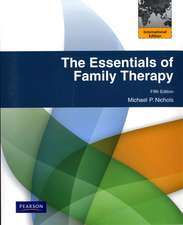 The Essentials of Family Therapy: International Edition