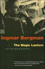 The Magic Lantern – An Autobiography