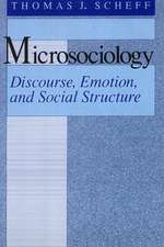 Microsociology: Discourse, Emotion, and Social Structure