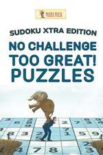 No Challenge Too Great! Puzzles