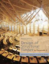 Design of Structural Timber: To Eurocode 5