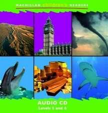 Macmillan Children's Readers 2007 5-6 Audio CD x1