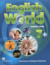 English World 7 Student's Book