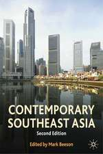 Contemporary Southeast Asia