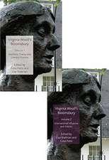 Virginia Woolf's Bloomsbury (2 Volume Pack): Volumes 1 and 2