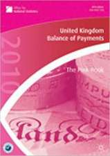 United Kingdom Balance of Payments 2011: The Pink Book