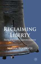 Reclaiming Liberty: From Crisis to Empowerment