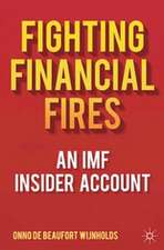 Fighting Financial Fires: An IMF Insider Account