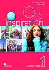 New Edition Inspiration Level 1 Student's Book