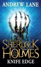 Young Sherlock Holmes 6: Knife Edge