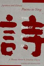 Japanese and Chinese Poems to Sing – The Wakan Roei Shu