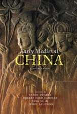 Early Medieval China – A Sourcebook