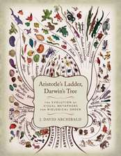 Aristotle`s Ladder, Darwin`s Tree – The Evolution of Visual Metaphors for Biological Order