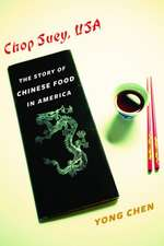 Chop Suey, USA – The Story of Chinese Food in America