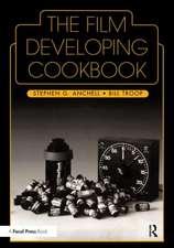 The Film Developing Cookbook:  Six Information Revolutions