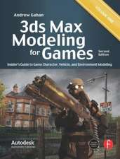 3ds Max Modeling for Games, Volume 1