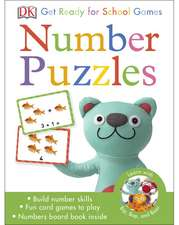 Get Ready For School Number Puzzles Games