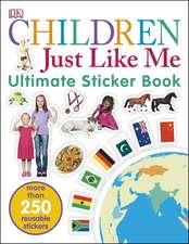 Children Just Like Me Sticker Book