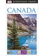 DK Eyewitness Travel Guide Canada