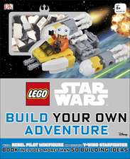 LEGO® Star Wars Build Your Own Adventure: With minifigure and exclusive model